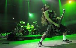 Metallica op reis Royalty-vrije Stock Foto
