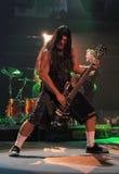 Metallica on tour Royalty Free Stock Photography