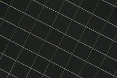 Metallineinander greifen Lizenzfreies Stockfoto