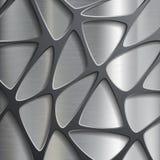 metallisch Auf lagerabbildung Lizenzfreie Stockbilder