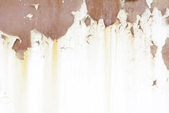 Metallische alte Wand Garagentor Beschaffenheit Grunge Arthintergrund Stockfotografie