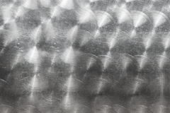 Metallische Oberfläche stockfotografie