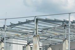 Metallische Struktur Stockfotos