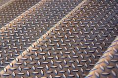 Metallische Treppen Lizenzfreie Stockbilder