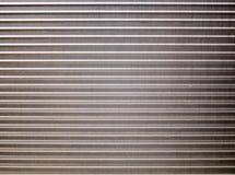 Metallische Zeilen Hintergrund Lizenzfreie Stockfotos
