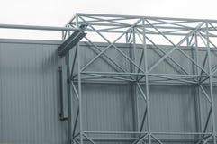 Metallischer Aufbau Lizenzfreie Stockbilder