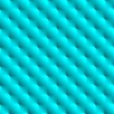 Metallischer blauer nahtloser Hintergrund Stockfotos