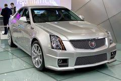 Metallischer Cadillac Lizenzfreies Stockfoto