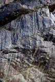 Metallischer geschichteter Stein Lizenzfreie Stockbilder