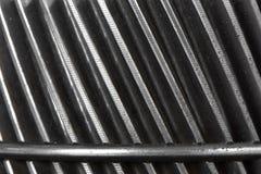 Metallischer Hintergrund stockfoto