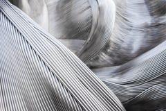 Metallischer Hintergrund stockfotografie