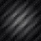 Metallischer Hintergrund mit Kohlenstoffbeschaffenheit Lizenzfreie Stockfotografie