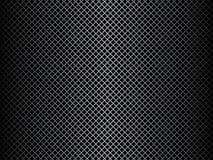 Metallischer Ineinander greifen-Hintergrund Stockbilder