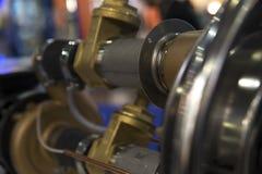 Metallischer Stahlapparat Lizenzfreie Stockbilder