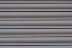 Metallischer Vorhang stockfoto