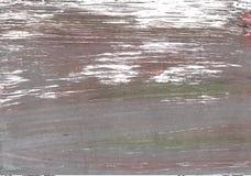 Metallisk abstrakt vattenfärgbakgrund för raket Arkivfoto