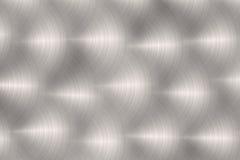 metallisk bakgrund Fotografering för Bildbyråer