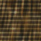 Metallisk bakgrundsmodell Royaltyfria Bilder
