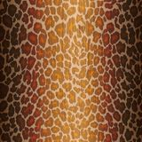 Metallisk guld- utskrivaven modellkamouflage för leopard royaltyfri foto