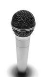 metallisk mic-prof Royaltyfri Bild