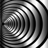 Metallisk optisk illusion Royaltyfri Foto