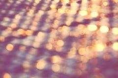Metallisk reflexion Royaltyfria Bilder