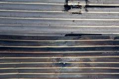 Metalliska ark Royaltyfri Foto