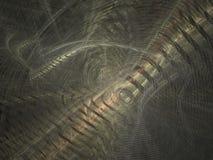 Metalliska ormar royaltyfri illustrationer