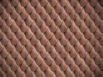 metalliska scales för bakgrund Royaltyfri Fotografi