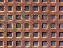 Metalliska texturer Royaltyfri Bild