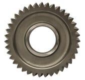 metalliskt kugghjul Arkivbilder