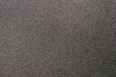Metallized texture macro. Metallized texture, grey metal background royalty free stock photography