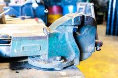 Metallkolbenmaschine Lizenzfreie Stockfotos