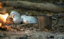 Metallkopp Royaltyfria Bilder
