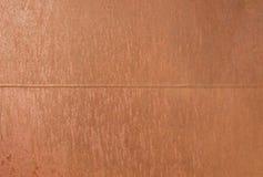 Metallkorrosion Orange leichte Struktur der Oxidation auf Schweißnaht lizenzfreie stockfotos
