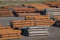 Metalllager Lizenzfreie Stockfotos