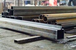 Metallmellanrum i företaget Royaltyfria Foton