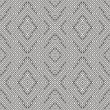 Metallmodellbakgrund med linjer Royaltyfria Foton