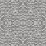 Metallmodellbakgrund med linjer Arkivfoto