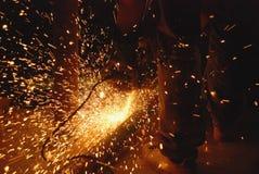 Metallo 09 Immagine Stock