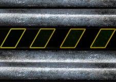 Metallo arrugginito Fotografie Stock Libere da Diritti