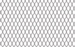 Metallo che recinta maglia Fotografia Stock Libera da Diritti
