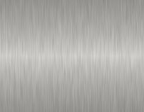 Metallo d'argento Immagine Stock
