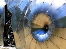 Metallo del cerchio Immagini Stock Libere da Diritti