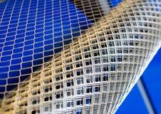 Metallo del rullo Fotografia Stock