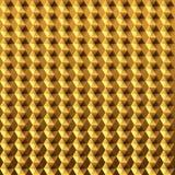 Metallo dell'oro illustrazione vettoriale