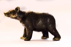 Metallo dell'orso Fotografia Stock Libera da Diritti