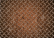 Metallo della ruggine di struttura Fotografia Stock Libera da Diritti