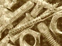 Metallo di Grunge Immagini Stock Libere da Diritti