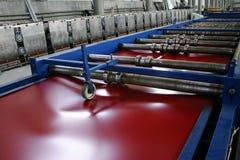 Metallo di rotolamento dello strumento. Fotografie Stock